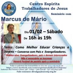 banner marcus de mário